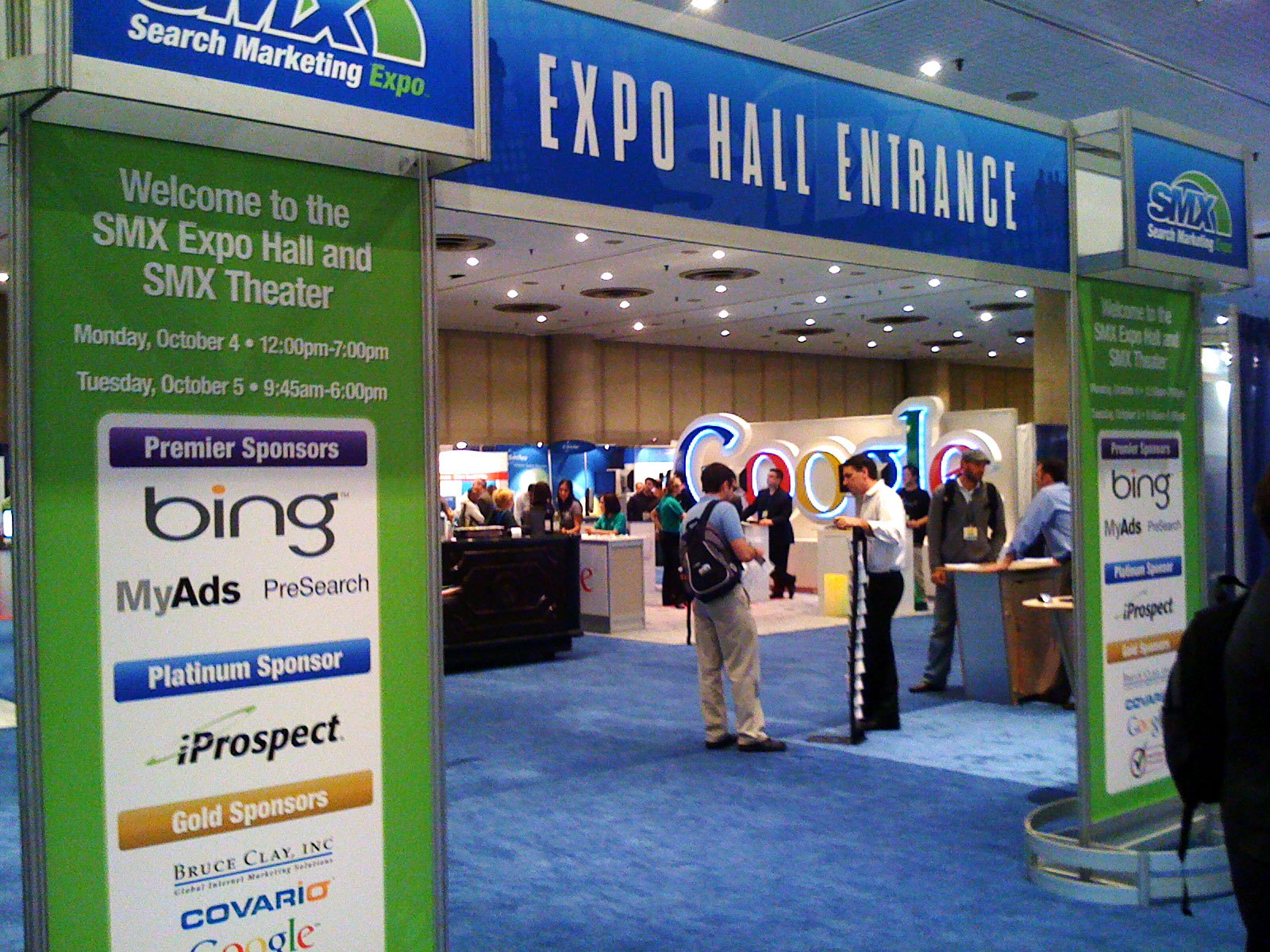 SMX east 2011 – Konference for søgemaskineoptimering i New York